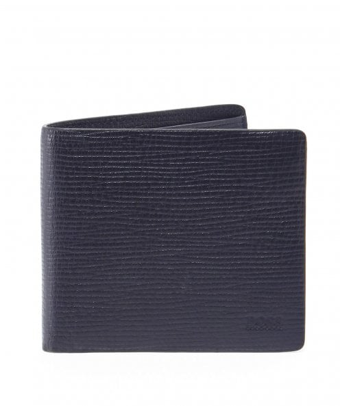 BOSS Leather Timeless_8 CC Billfold Wallet