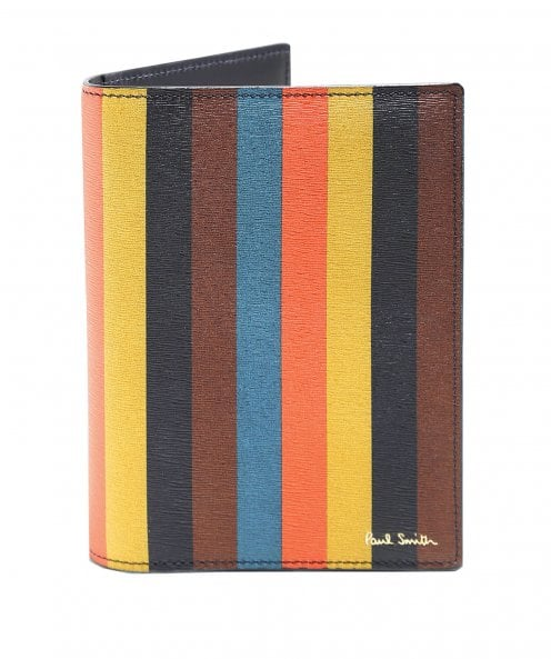 PS by Paul Smith Bright Stripe Passport Cover
