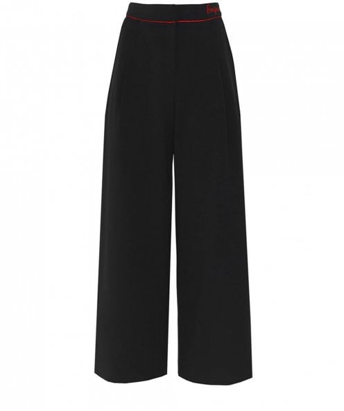Chinti and Parker Bonjour Cropped Trousers