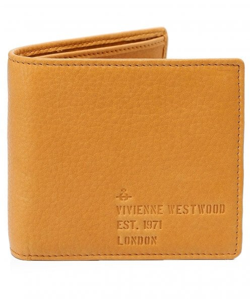 Vivienne Westwood Man Leather Heath Billfold Wallet