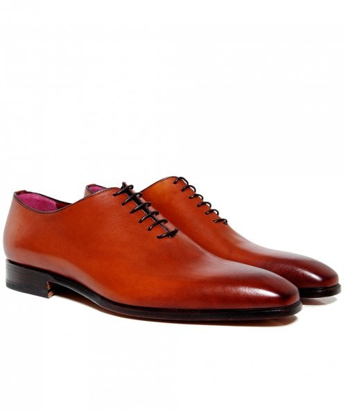 Stemar Leather Prince Derby Shoes