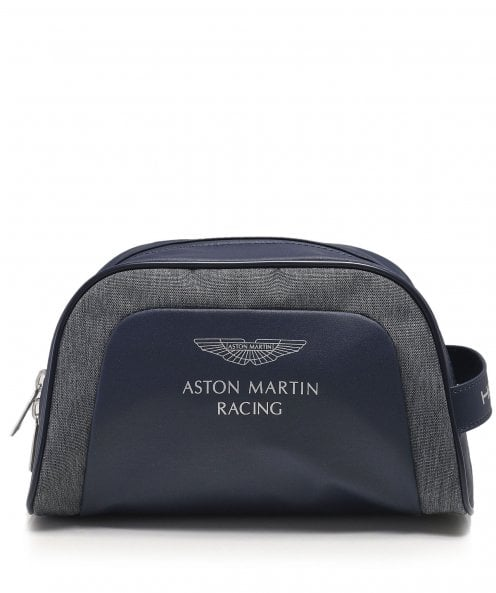 Hackett Two Colour Wash Bag