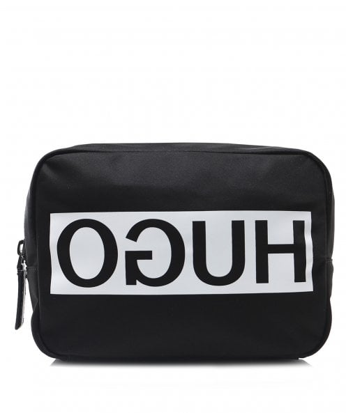 HUGO Reverse Logo Wash Bag