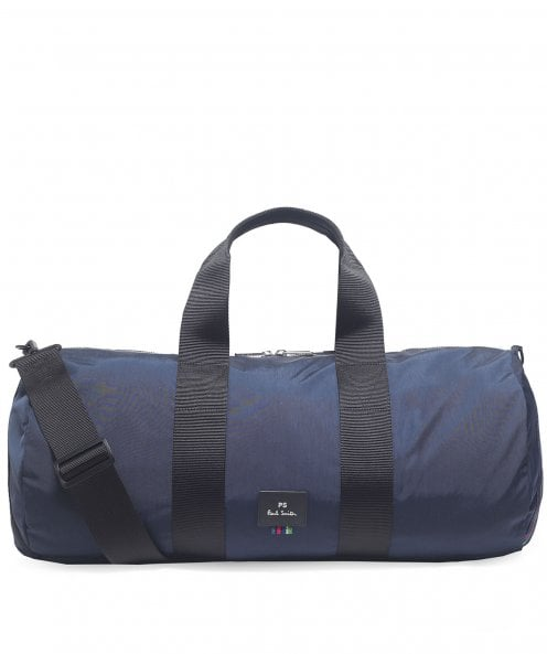 PS by Paul Smith Cycle Stripe Webbing Duffle Bag