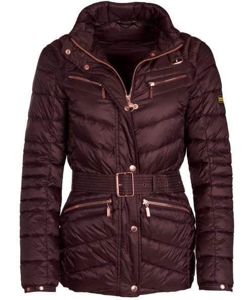 Barbour International Trail Quilted Jacket