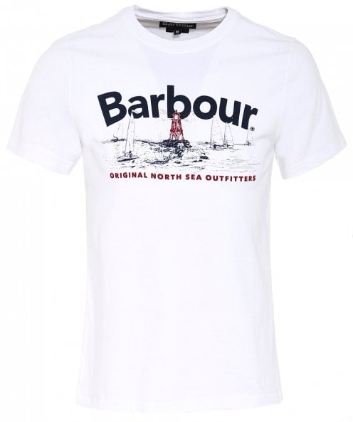 Barbour Tailored Fit Waterline T-Shirt