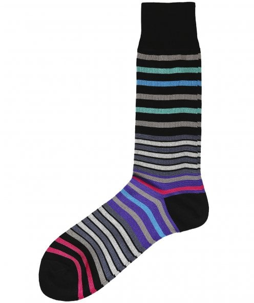 Paul Smith Compo Striped Socks