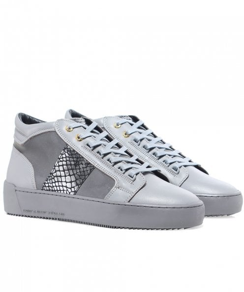 Android Homme Propulsion Mid Top Mirror Python Trainers