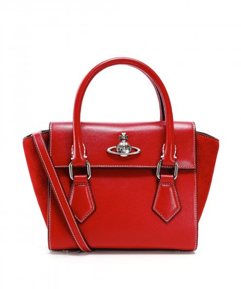Vivienne Westwood Accessories Small Matilda Handbag