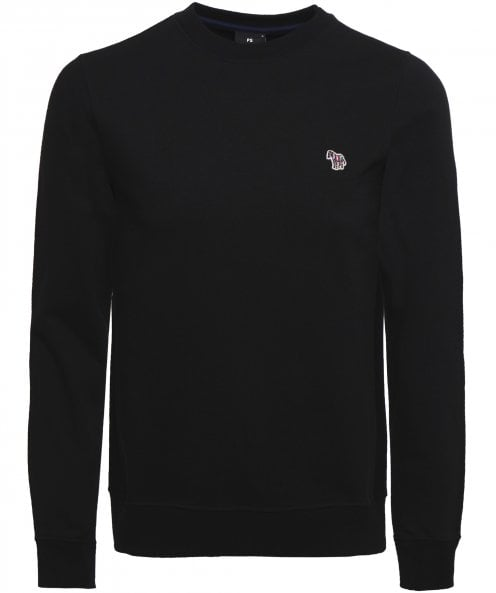 PS by Paul Smith Crew Neck Zebra Sweatshirt