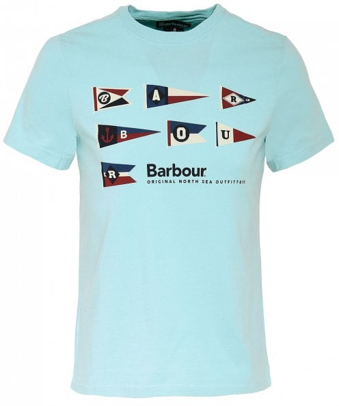 Barbour Tailored Fit Pennant T-Shirt