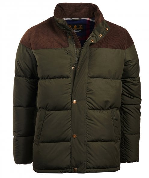 Barbour Quilted Spean Jacket