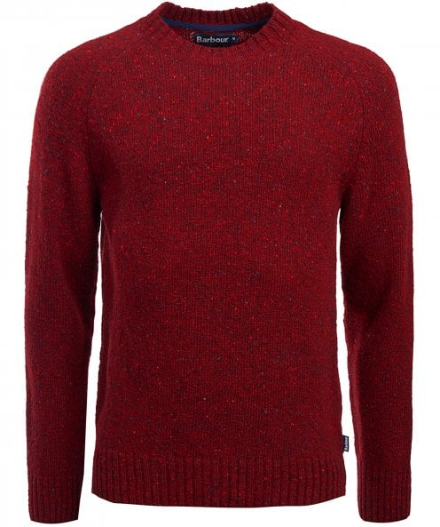 Barbour MKN1138 NETHERTON CREW KNIT