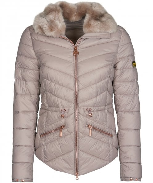Barbour International Velencia Quilted Jacket