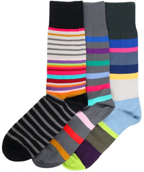Paul Smith Three Pack of Socks