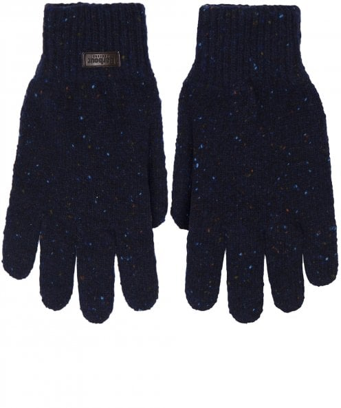 Barbour Virgin Wool Donegal Gloves