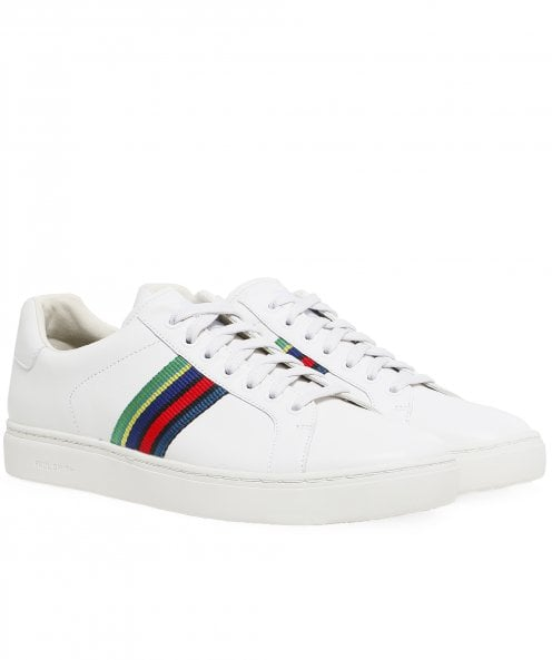 PS by Paul Smith Leather Lapin Trainers