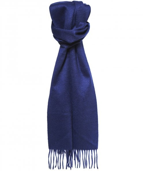 Barbour Tasselled Cashmere Scarf
