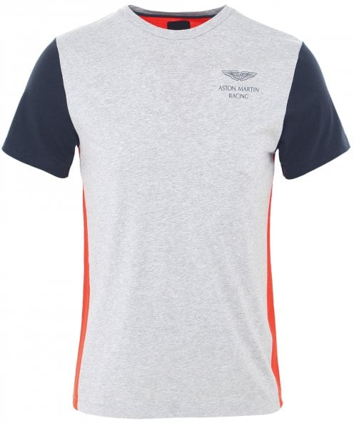 Hackett Crew Neck Colour Block T-Shirt