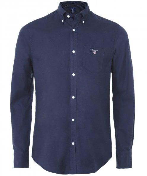 Gant Regular Fit Brushed Cotton Oxford Shirt