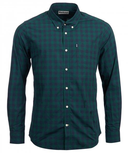 Barbour Tailored Fit Gingham Endsleigh Shirt