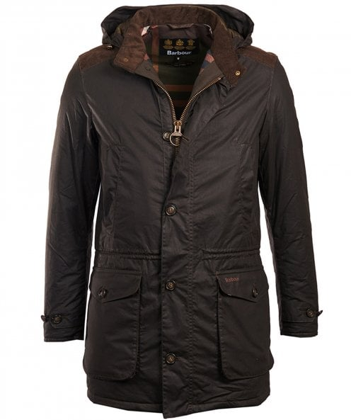 Barbour Waxed Crieff Jacket
