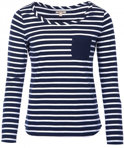 Barbour Newquay Long Sleeve Top