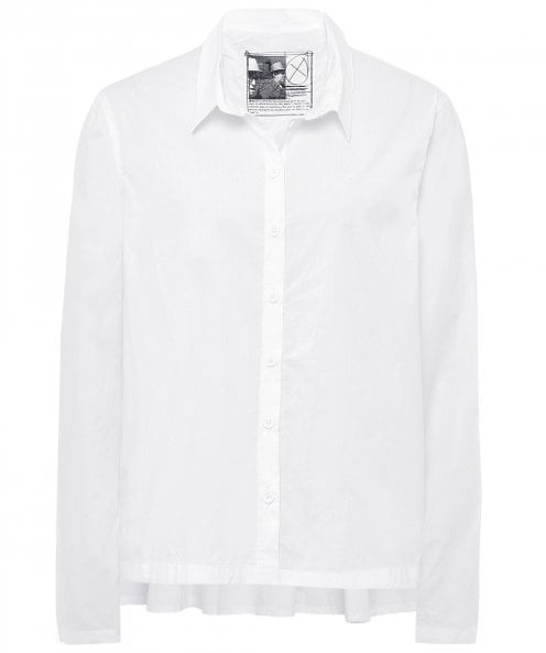 Rundholz Gathered Back Shirt