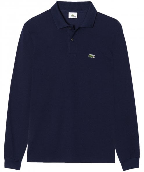 Lacoste Classic Fit Long Sleeve Polo Shirt