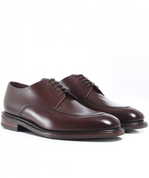 Loake Leather Apron Front Acton Shoes