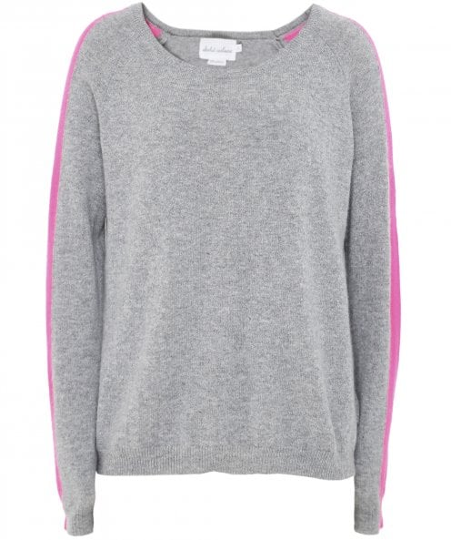Absolut Cashmere Cashmere Sleeve Stripe Jumper