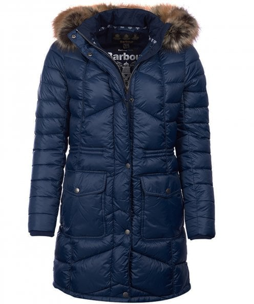 Barbour Hamble Quilted Jacket