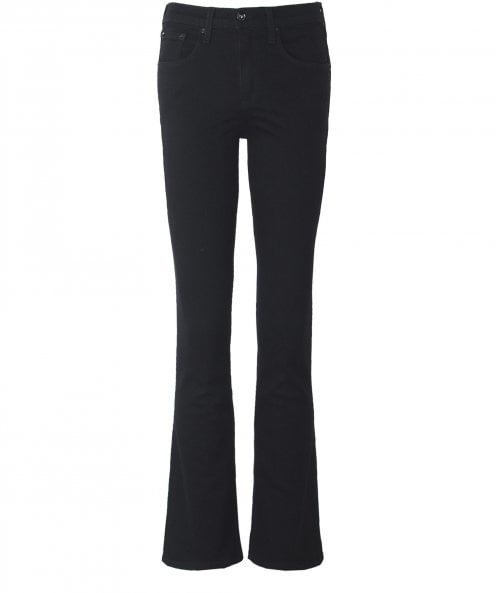 Rag and Bone Hanna Slim Cropped Bootcut Jeans