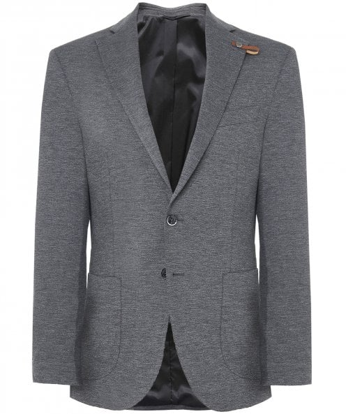 Baldessarini Regular Fit Jersey Blazer