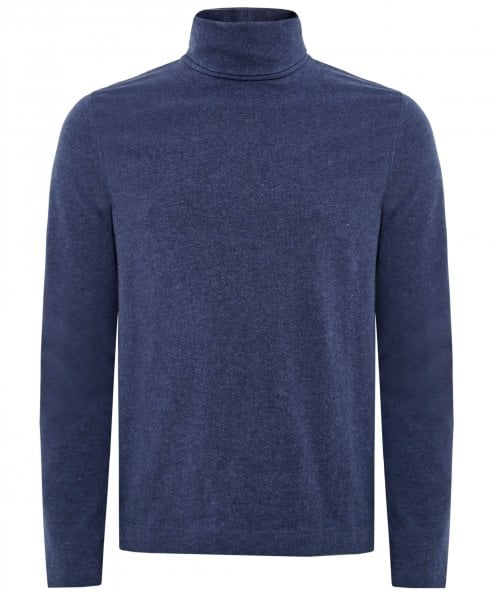 Circolo 1901 Cotton Roll Neck Top