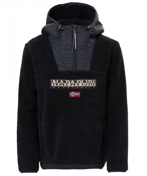 Napapijri Teide Hooded Fleece