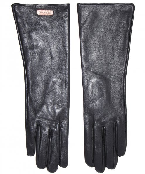 Barbour International Estoril Leather Gloves