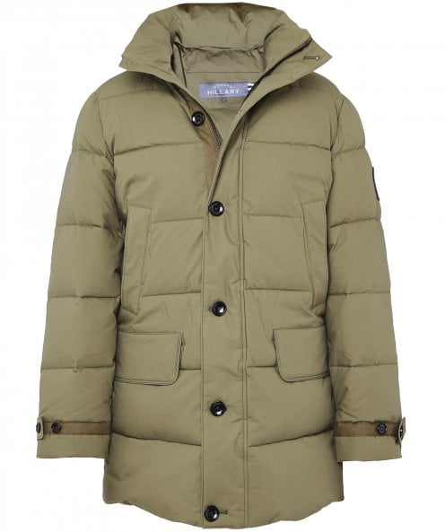 Edmund Hillary Down Quilted Khumbu Parka