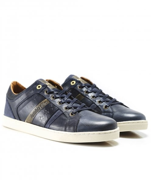 Pantofola d'Oro Leather Enzo Trainers