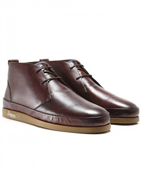 Oliver Sweeney Leather Islingword Trainers