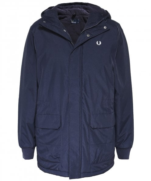 Fred Perry Padded Stockport Parka