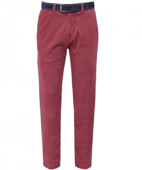 Magee Slim Fit Washed Falcarragh Trousers