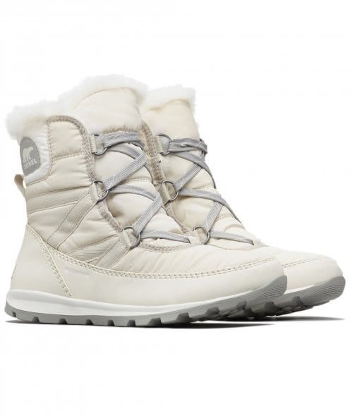 Sorel Whitney Short Lace Boots