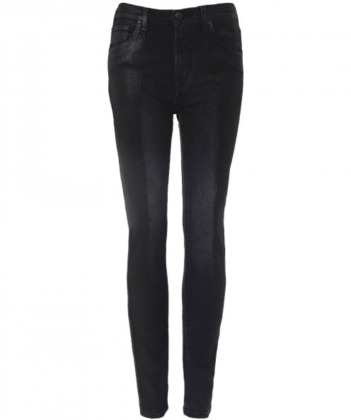 Jacob Cohen Slim Fit Kimberly Half Coated Jeans