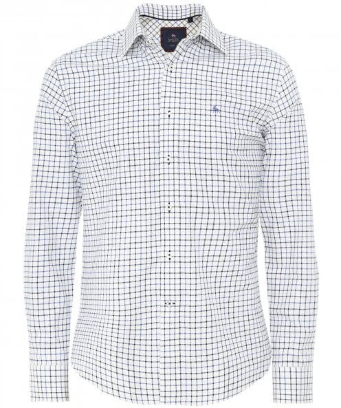Magee Flannel Check Ardara Shirt