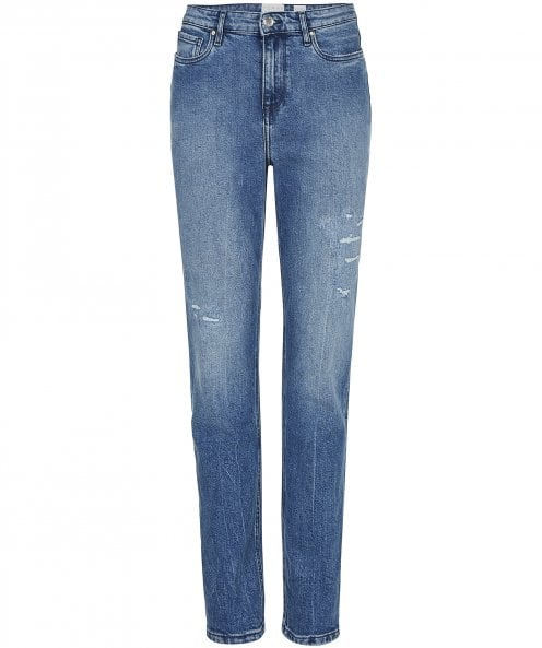 Tommy Hilfiger Icons Gramercy High Waisted Jeans