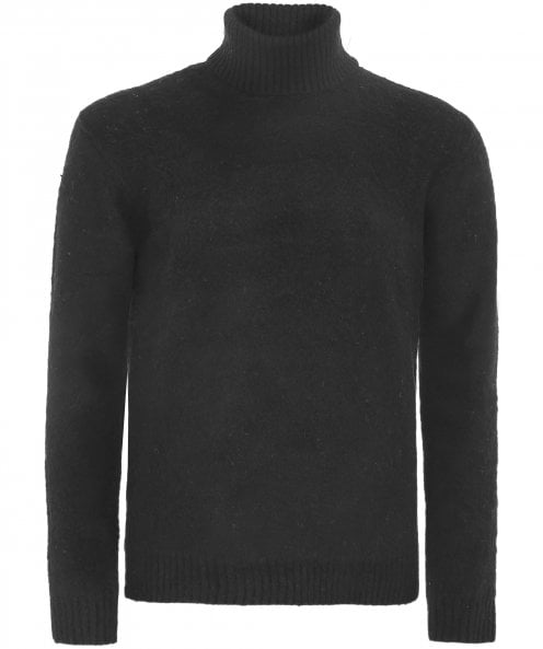 Filippo De Laurentiis Mohair Wool Roll Neck Jumper