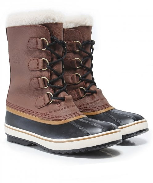 Sorel Leather 1964 Pac T Boots