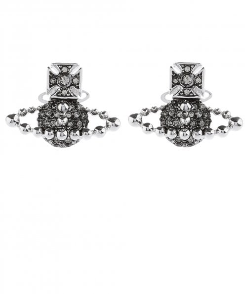 Vivienne Westwood Accessories Lena Bas Relief Earrings