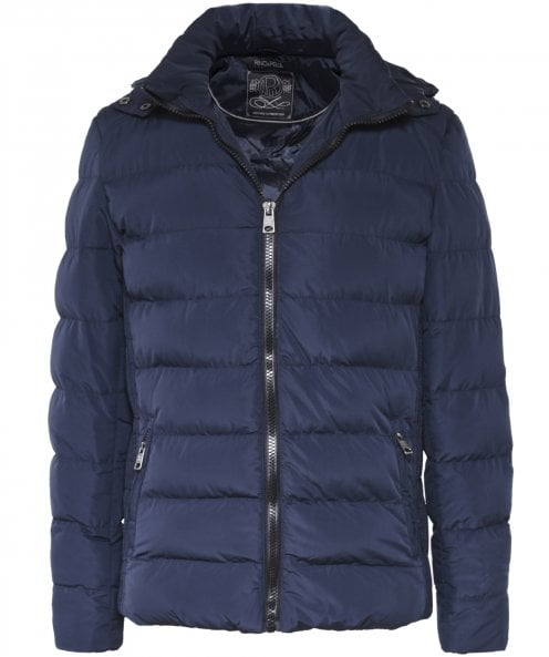 Rino and Pelle Quilted Tjarko Jacket